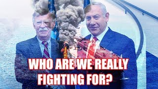 Who Is Really Pushing Us Into War With IRAN?