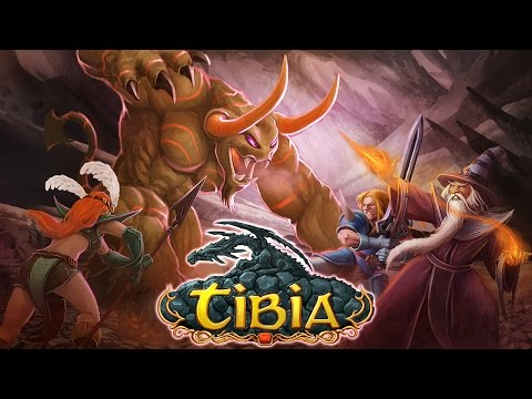 Trailer Oficial do Tibia Para 2016 (Com Som)