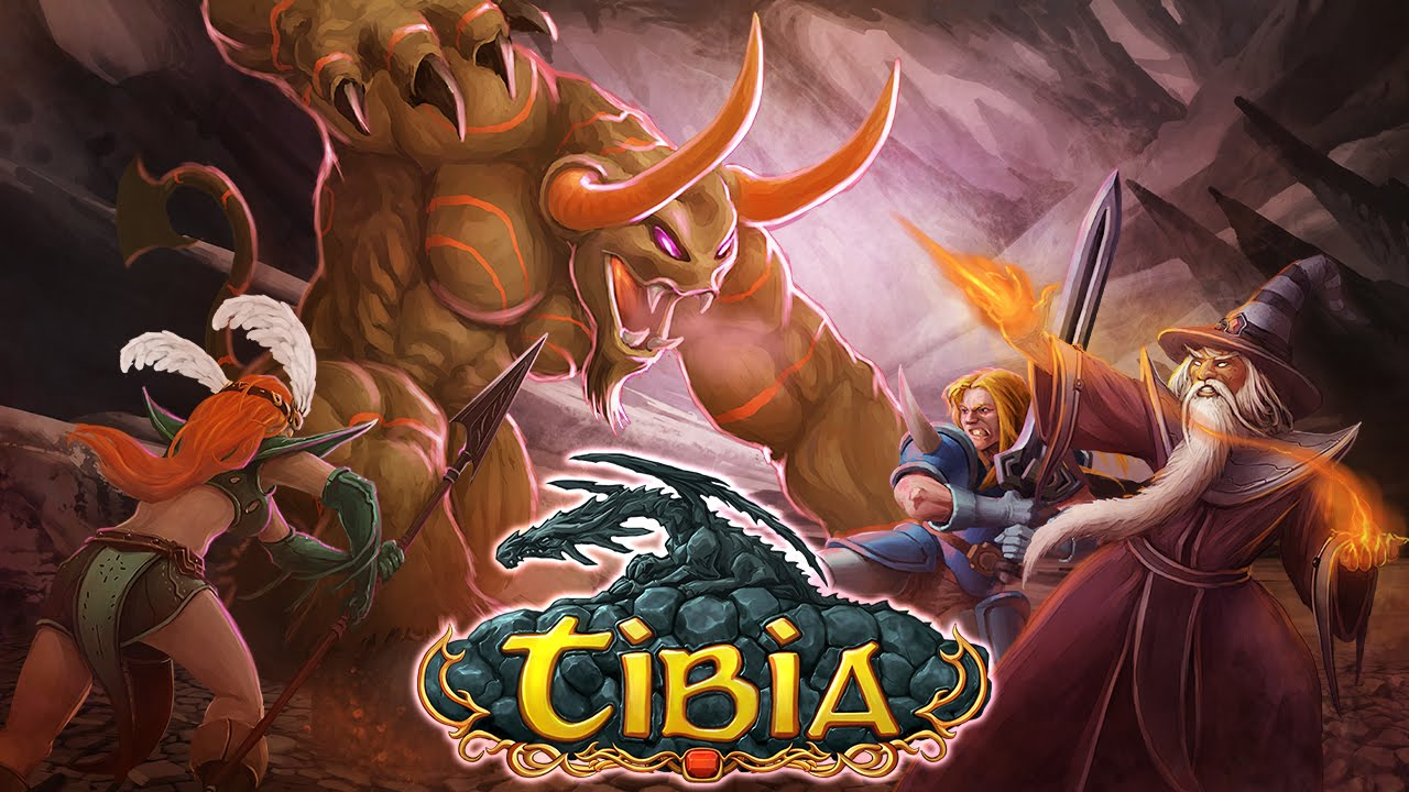 Tibia - Free Multiplayer Online Role Playing Game - News