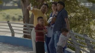 Una nueva vida para familia hondureña en México
