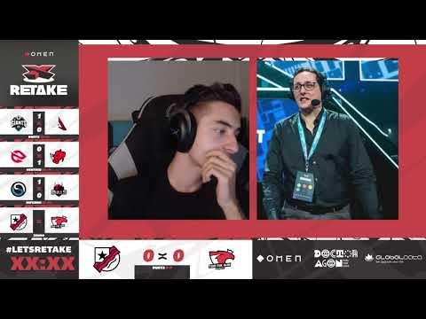[VOD] FTW Esports vs. BaeconGG - TAKE #2 OMEN Retake T1