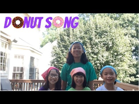 The Donut Shop Song