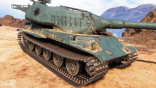 AMX M4 54 - KÏNG OF THE DESERT #10 - World of Tanks