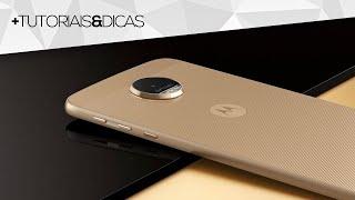 LANÇOU! Moto Z: Conheça o top de linha da Motorola com suporte a MODs (especificações e fotos)
