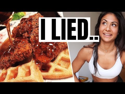 I Lied About 'Going Vegan For A Week'