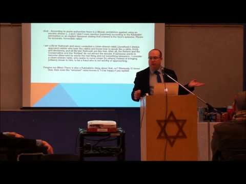 Edmonton Global Day of Jewish Learning 2014 - Oren Steinitz