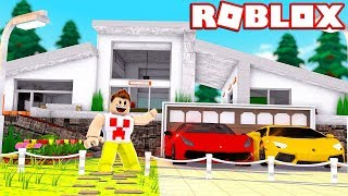 I BOUGHT a REAL $9,999,999 R MANSION at ROBLOX!!!