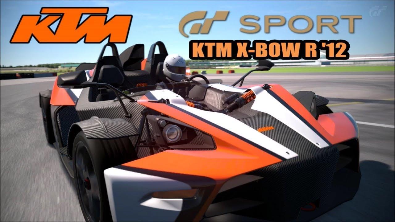 Gran Turismo Sport Ktm X Bow R 12 Youtube