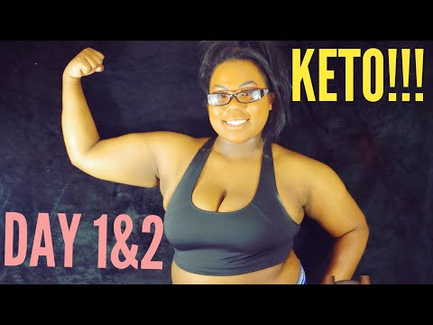 keto|weight-loss-journey-day-1&2