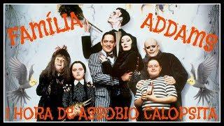 ASSOBIO CALOPSITA - FAMÍLIA ADDAMS - COCKATIEL WHISTLE