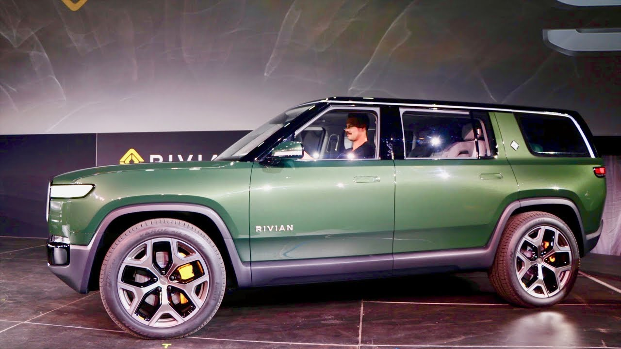 Rivian R1S SUV: Everything you need to know - YouTube