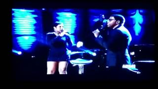 Toni Braxton & Babyface - Hurt You - Conan 02/11/2014