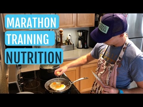 Marathon Training Nutrition | How To Make Whole Food Rice Cakes for Training Runs