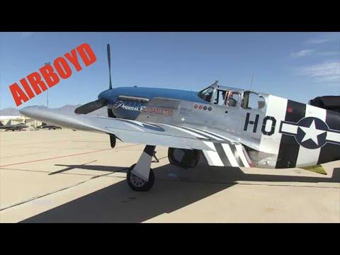 P-51 Heritage Flight Davis-Monthan