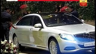 Akash Ambani and Shloka Mehta's star-studded engagement ceremony