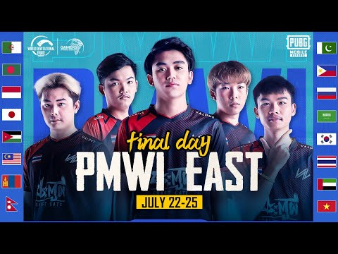 [TH] 2021 PMWI East วันที่ 4 | Gamers Without Borders | 2021 PUBG MOBILE World Invitational