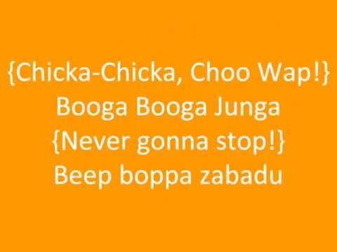 Zubadaeya Lyrics with Caveman language(Glitchee Glitchee Goo Caveman Version)