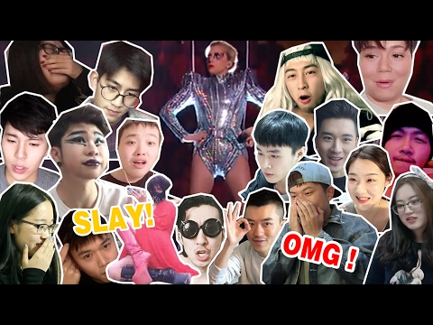 Chinese Reaction To Lady Gaga's Super Bowl Halftime Show