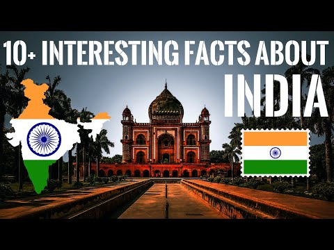 Top 30 Amazing Facts About India