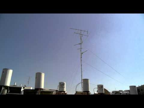 Rocket attack on israel 2