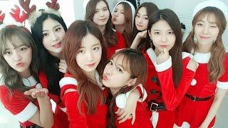 gugudan(구구단) 'Wonderland' Ver. Santa Girl MV 공개 (원더랜드, 세정, SeJeong)