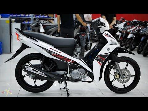 Yamaha Sirius 115i RC 2020 - Trắng Đỏ - Walkaround