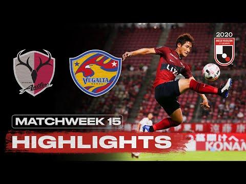 Kashima Sendai Goals And Highlights