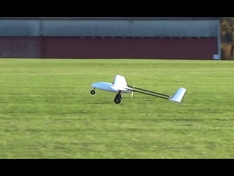 PX4 Albatross UAV Auto Takeoff and Lidar Supported Landing