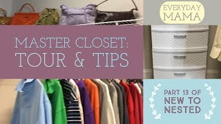 His/Her Master Closet: Tour and Tips / Part 13 of