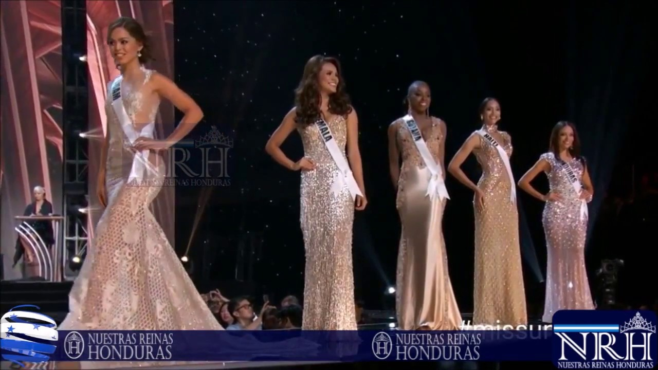 5a80a5755 Sirey Moran Castro Miss Honduras - YouTube