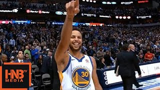 Stephen Curry Game-Winner / GS Warriors vs Mavericks