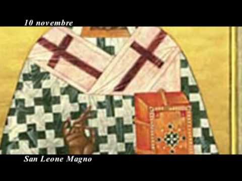 Il Santo del giorno San Leone Magno