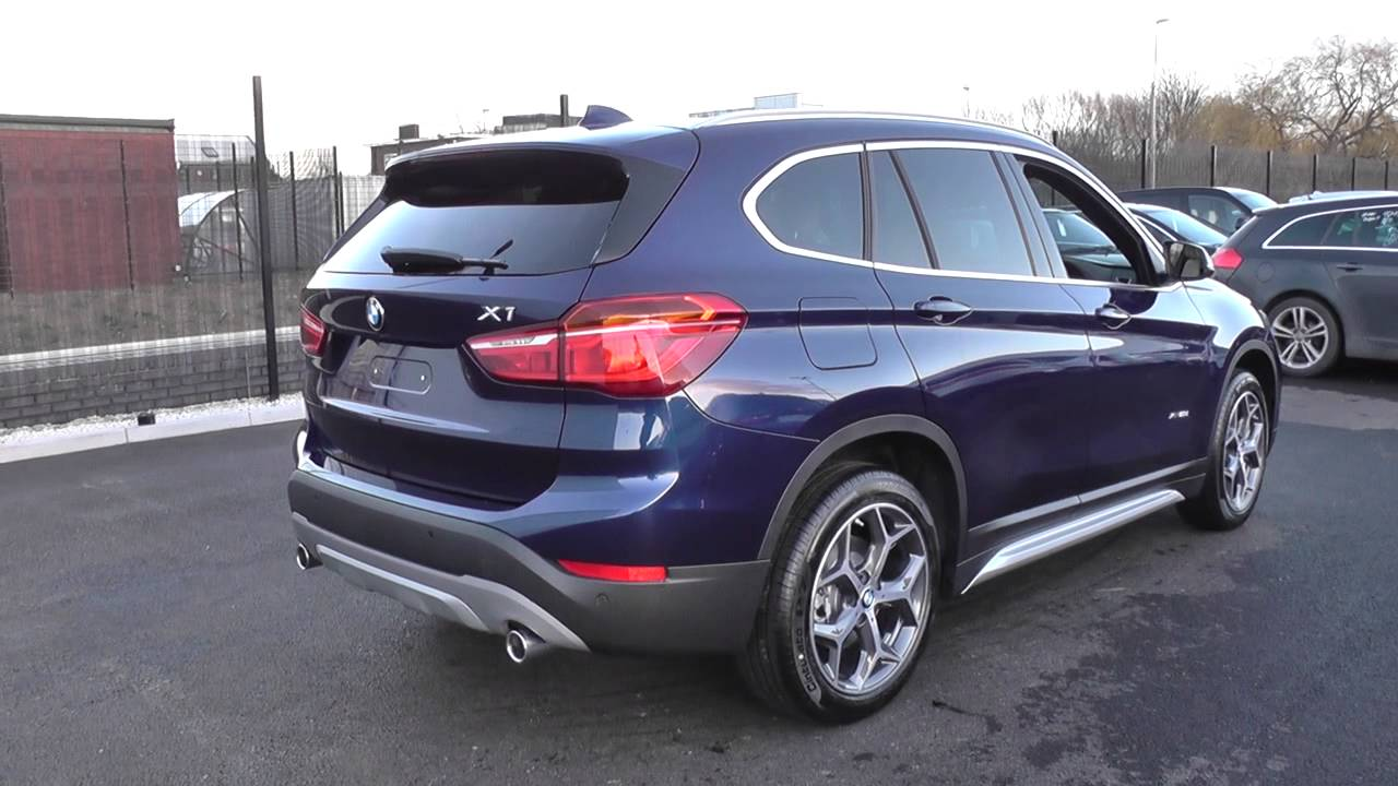Bmw Xline Bmw X1 F48 X1 Xdrive20d Xline Bd Zxx3 U6579 Bmw Photo Gallery Bimmertoday Gallery