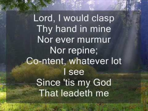 He Leadeth Me_Hymnal_MV