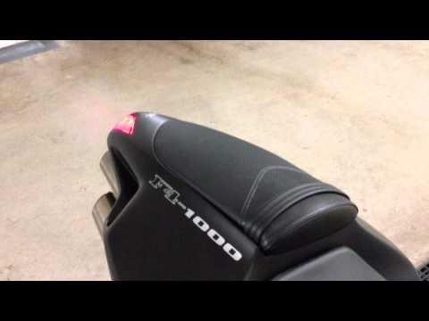 MV Agusta F4  F1 Titanium MV Corse Exhaust