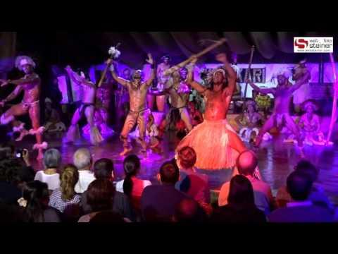 Ballet cultural KARI KARI Rapa Nui
