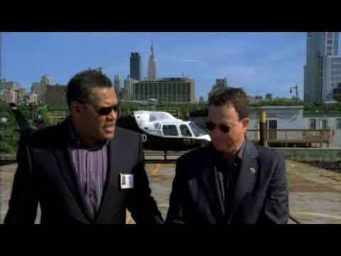 The CSI Trilogy - Extended Preview