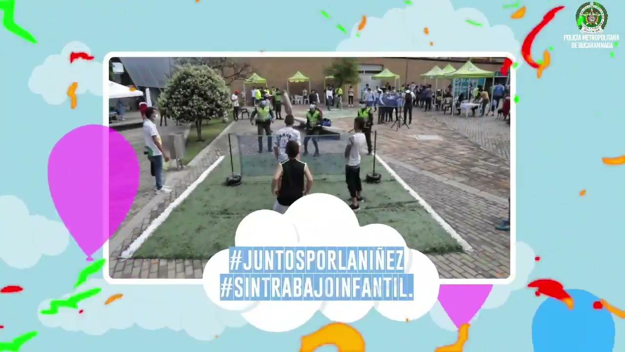 Que lo único que trabaje sea su imaginación. Ahora más que nunca #SinTrabajoInfantil #Pereira