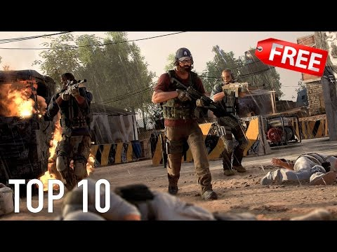 Top 10 Free Games For PC With FREE Download Links! Free To Play! Free Games!