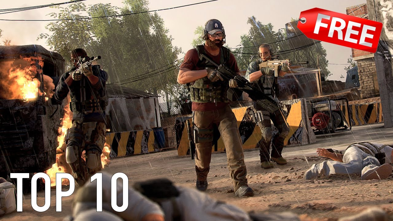 Top 10 Free Games For Pc With Free Download Links Free To