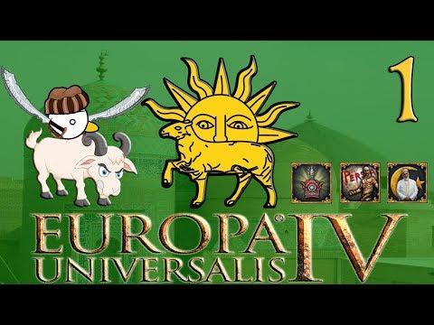 Europa Universalis IV - Cradle of Civilization - ARDABIL [Gameplay ITA] #1