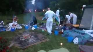 "July 12th (full ""super"" moon) Ayahuasca ceremony at my place ;-)"
