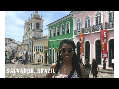 Time Travel to Salvador | BRAZIL