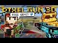 GLITCHES IN PIXEL GUN 3D! (FREE GEMS) [13.5.0]