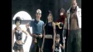 Cloud and Tifa, lovers in a dangerous time (Lucky Dube)