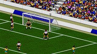 Olympics on video games Football Semi Final Brazil vs Germany