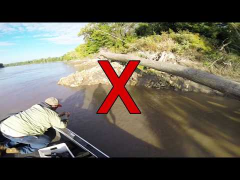 Missouri River Trot Lines