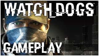 Watch Dogs Gameplay: Free Roam & Ubisoft Event