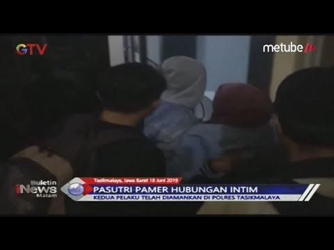 Heboh!! Pasutri di Tasikmalaya Pertontonkan Hubungan Intim ke Anak-anak - BIM 18/06
