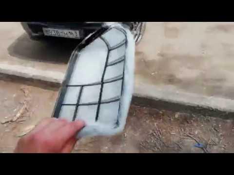 Как снять салонный фильтр на ваз 2114